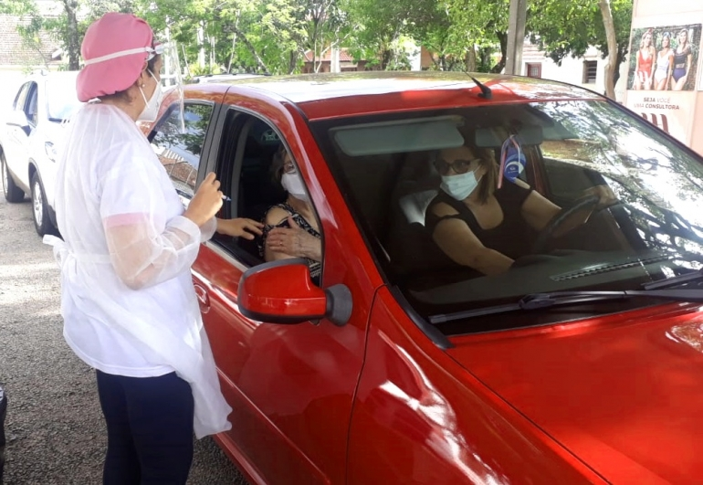 Vacinação contra a Covid segue para aplicação das segundas doses em São Borja