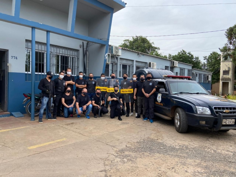 Detentos de São Borja se revoltam contra operação que apreendeu celulares e drogas