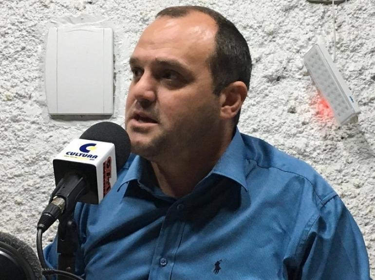 Prefeito Eduardo Bonotto concorre à presidência da Famurs