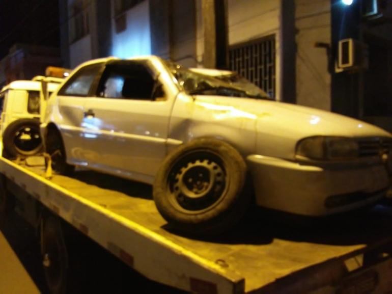 Duas mortes por acidente de trânsito em São Borja marcam o início do maio amarelo