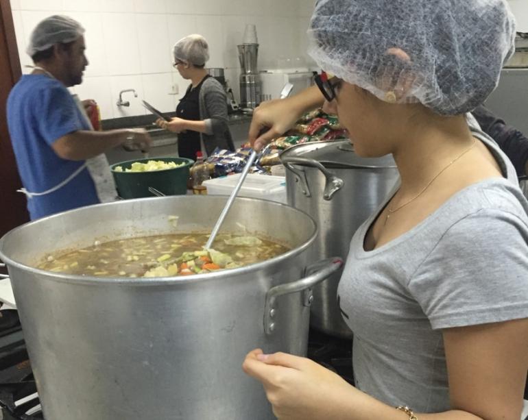 Secretaria de Desenvolvimento Social distribui Sopa Solidária nesta semana