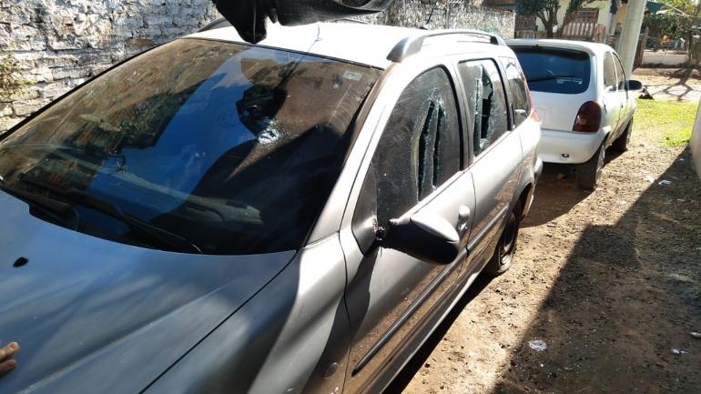 Homem é preso após agredir ex-companheira em São Borja