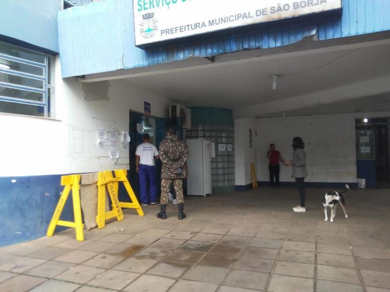 Vacinação contra a H1N1 tem baixa adesão em São Borja