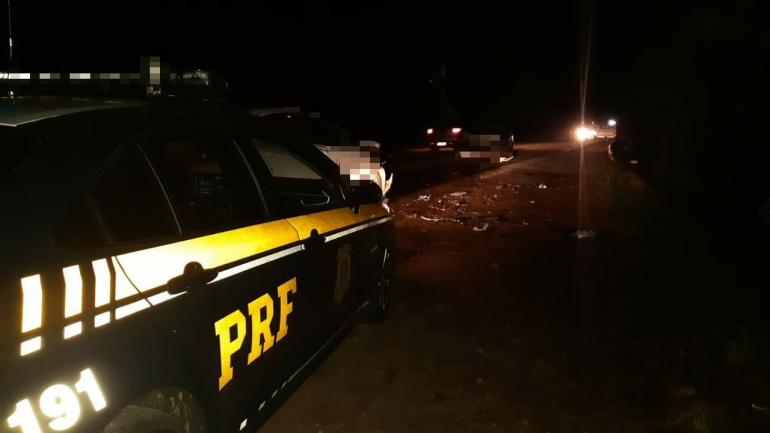 PRF atende acidente com morte em São Luiz Gonzaga