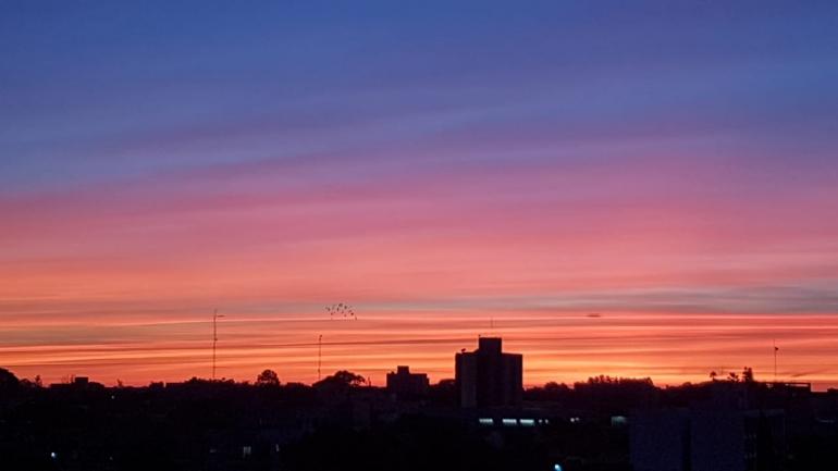 Previsão do tempo: Tempo seco e temperaturas amenas marcam a quinta-feira em São Borja