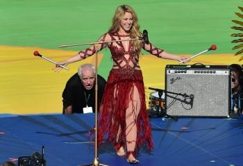 Shakira será mamãe pela segunda vez