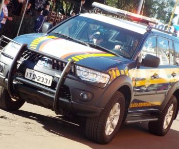 PRF divulga levantamento de acidentes na região