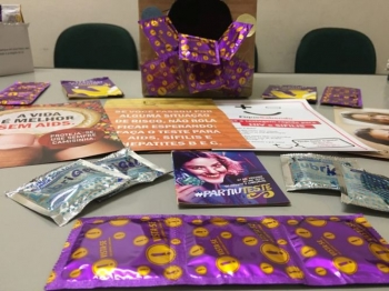 80 mil preservativos serão distribuídos durante o carnaval