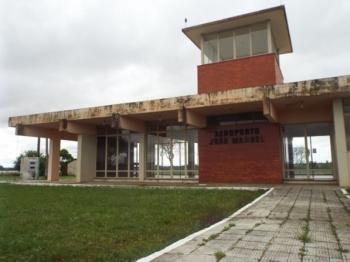 Impasses para realização de obras no aeroporto de São Borja continuam