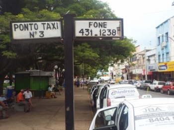Mais um taxista é assaltado em São Borja