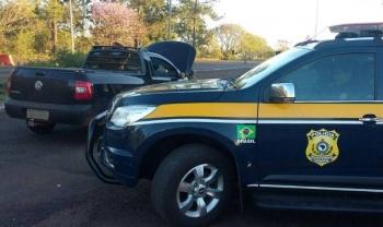 Veículo roubado é recuperado em São Borja