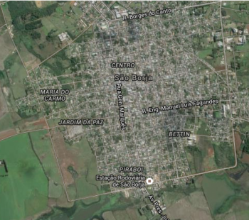Divulgados dados de São Borja no Mapa da Violência