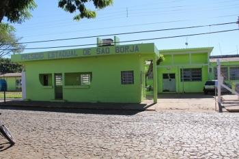 Dois apenados são feridos após disparos com pistola no Presídio de São Borja