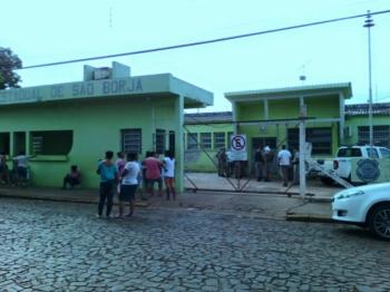 Dois homens ficam feridos após briga no Presídio Estadual de São Borja