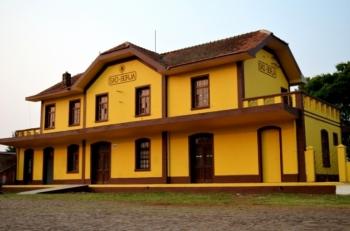 Utilização da Estação Férrea como espaço cultural está sendo ampliada