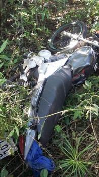 Condutor morre após acidente com motocicleta na BR 472 em Itaqui