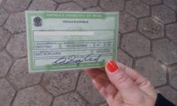 Mais de 800 eleitores poderão ter o título cancelado em São Borja