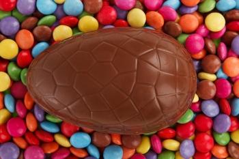 Como garantir o chocolate de Páscoa