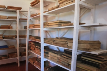 Arquivo Histórico Municipal está sendo reestruturado