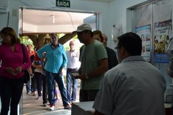 Município recebe a partir desta segunda-feira novo lote de vacinas contra a gripe