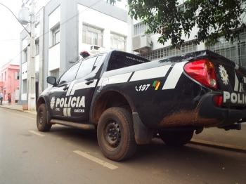 Polícia Civil investiga tentativa de homicídio que aconteceu hoje em São Borja
