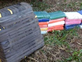 Drogas apreendidas pela PF no litoral norte entraram no estado por São Borja