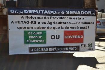 Trabalhadores rurais de São Borja estão preocupados com alterações na legislação trabalhista