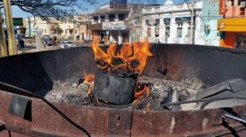 Centelha da chama crioula chega em São Borja no domingo