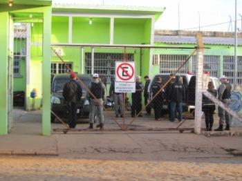 Após confusão, presos são transferidos do Presídio de São Borja