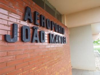 Governo federal confirma recursos para obras no aeroporto João Manoel