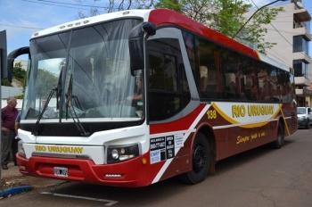 Confira os horários dos ônibus entre São Borja e Santo Tomé