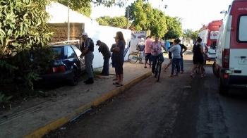 Semana começa com morte no trânsito de São Borja