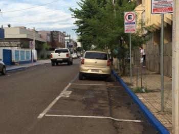 Estacionamento Rotativo é ampliado em São Borja