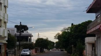 Semana começa com instabilidade no clima