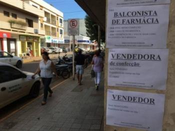 Mais de 10 mil pessoas estão desempregadas em São Borja