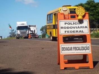 Continua até domingo a Operação Viagem Segura de Revolução Farroupilha