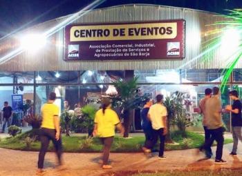26° Mostra da Indústria e Comércio acontece até domingo em São Borja