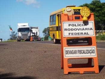 PRF realiza mais uma edição da Operação Viagem Segura