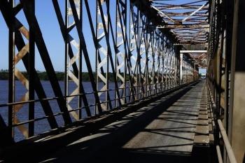 Ponte sobre o Rio Ibicuí não será interrompida no final de semana