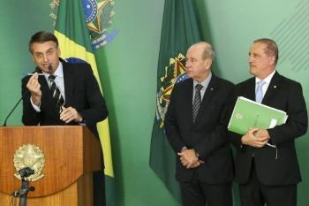 Flexibilização de posse de arma de fogo foi assinado