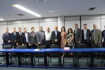 Bonotto tomou posse como presidente da AMFRO