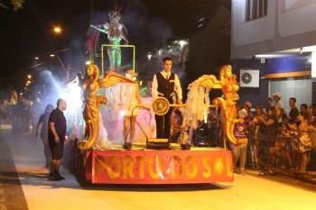 Porto do Sol é a grande campeã do Carnaval de São Borja