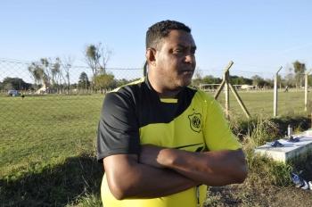 Geverton Duarte é o novo técnico do São Borja