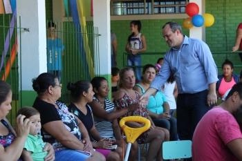 Escola Ubaldo Sorrilha da Costa terá Educação em Turno Integral