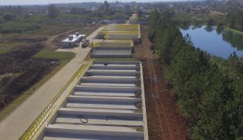 São Borja recebe investimento de R$ 31,8 milhões em saneamento