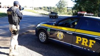 PRF intensifica fiscalização de velocidade em Santiago