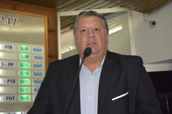 Valério é uma das lideranças da oposição na Câmara