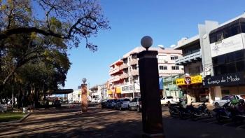Final de semana deve ser de tempo seco e temperatura agradável em São Borja