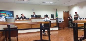 Começa o julgamento do acusado de assassinar Thalia Costa