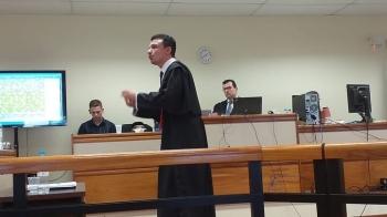Douglas Rodrigues é condenado a 24 anos de prisão pelo homicídio de Thalia Costa